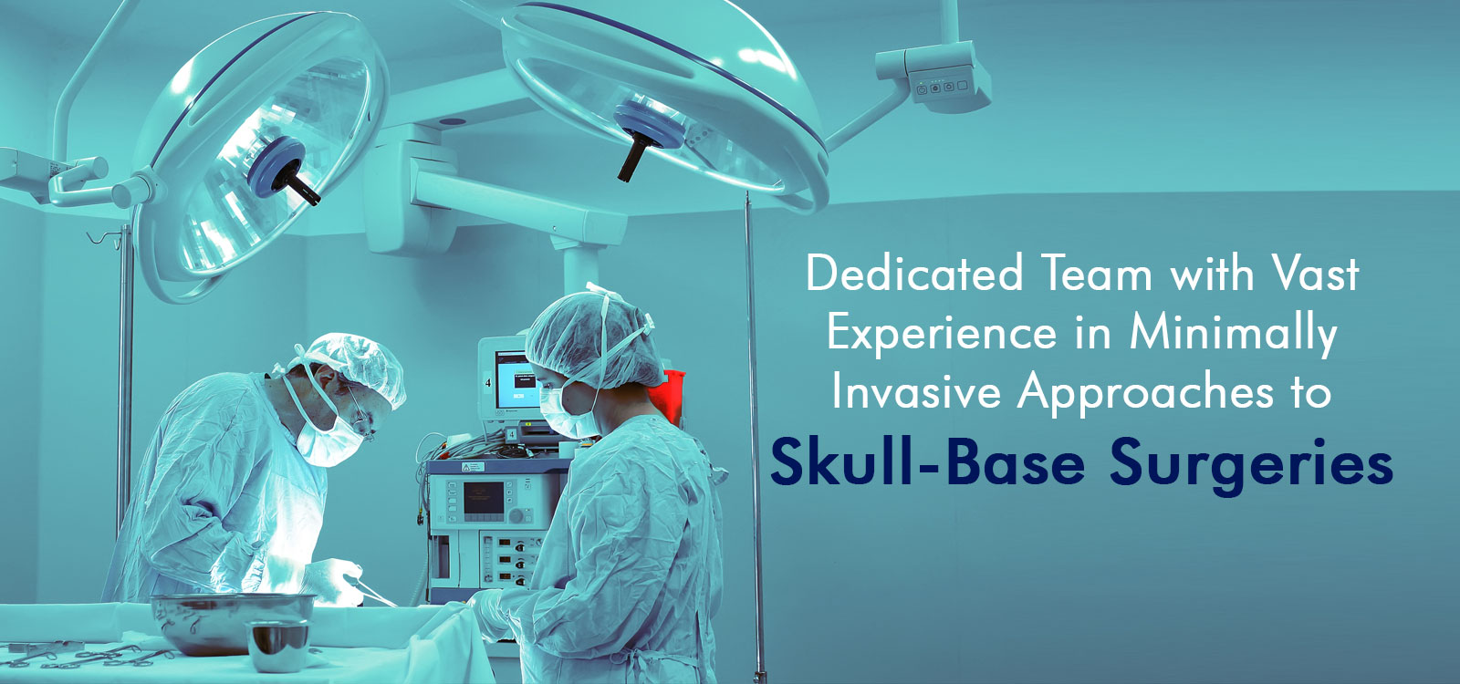 best skull base surgeon in hyderabad